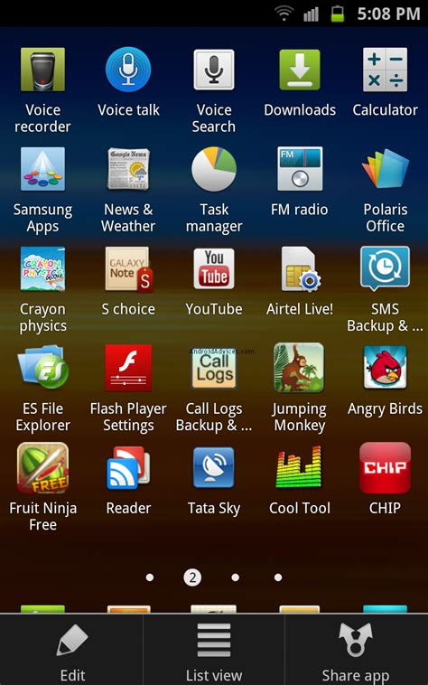 How to Share Android Apps via Bluetooth Email Facebook or