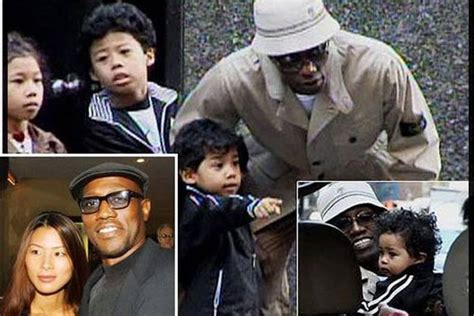 Meet Alimayu Moa-T Snipes - Photos Of Wesley Snipes' Son