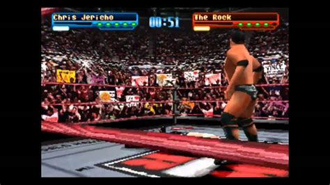 WWF SmackDown! - PS1 - Gameplay HD - YouTube