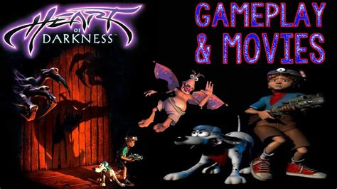 Heart of Darkness Gameplay & Movies HD - YouTube
