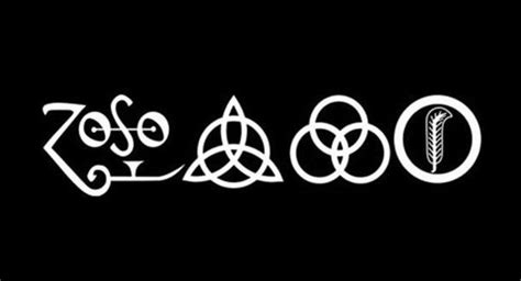 What does the Led Zeppelin 'Zoso' symbol signify? - Quora