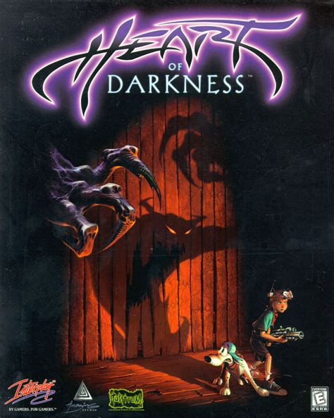 Heart of Darkness for PlayStation (1998) - MobyGames