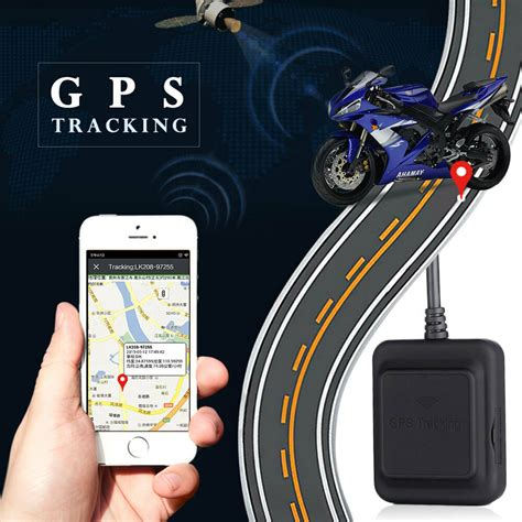 Car Motorcycle GPS Tracker Anti-theft Positioning GSM GPS