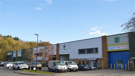 Investment in Sheffield industrial estate pays off
