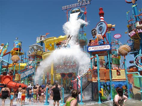 Camp Martin Travels : Hershey Park Beach