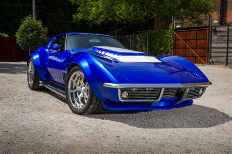 LS-Powered 1969 Chevrolet Corvette Stingray Comes Full