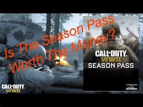 Is the Call of Duty: WW2 Season Pass Worth Buying? (Call