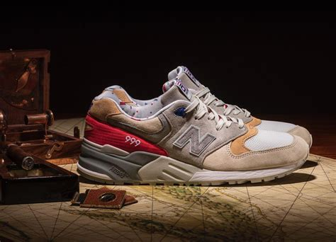 Concepts x New Balance 999 The Kennedy - Sneaker Bar Detroit