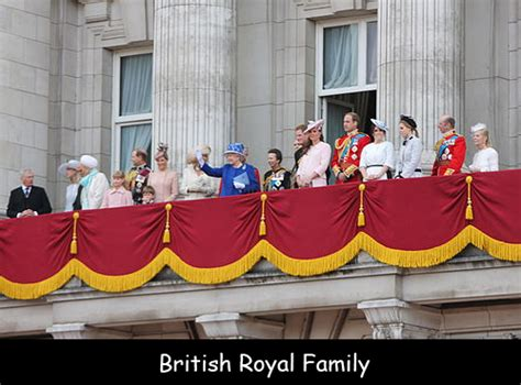 Facts for Kids about The British Royal Family
