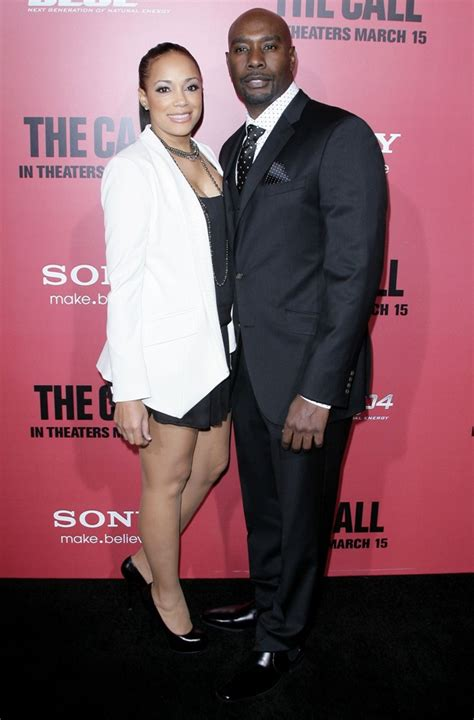 Morris Chestnut Picture 20 - Los Angeles Premiere of The Call