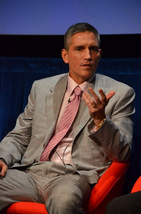 Is Jim Caviezel the most handsome man in hollywood atm