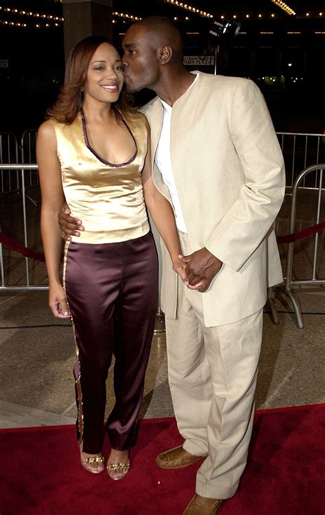See Morris Chestnut and Wife Pam Byse's Beautiful Love