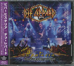 Def Leppard - Viva! Hysteria - Live At The Joint, Las