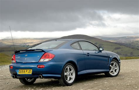Used Hyundai Coupe Coupe (2002 - 2009) Review | Parkers