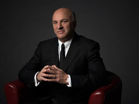 Kevin O'Leary Was Fired On The First Day Of His First Job