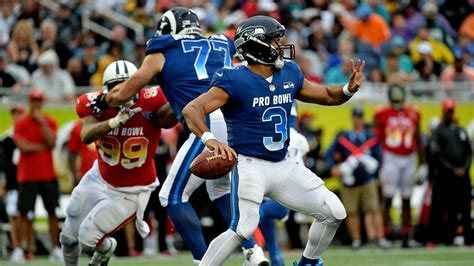 Seattle Seahawks highlights from 2018 Pro Bowl in Orlando