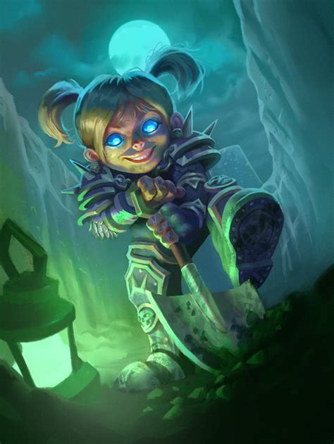 Shallow Gravedigger | Hearthstone: Heroes of Warcraft Wiki