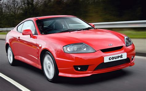 HYUNDAI Coupe / Tiburon specs & photos - 2004, 2005, 2006