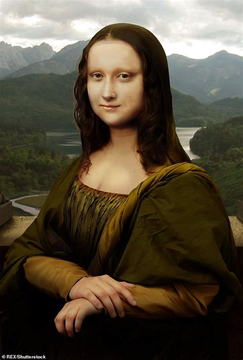 Scientists find the 'Mona Lisa Effect' is REAL | Daily