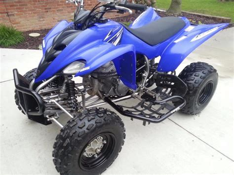 2009 Yamaha Raptor 350 Motorcycles for sale