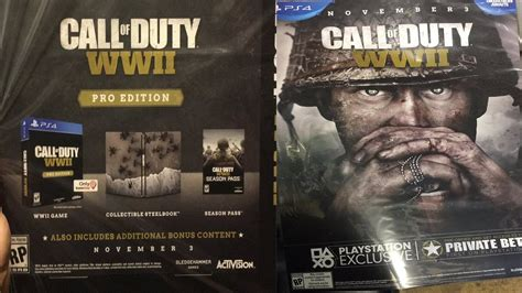 CALL OF DUTY WORLD WAR 2 (NEWS) PRIVATE BETA+ PRO EDITION