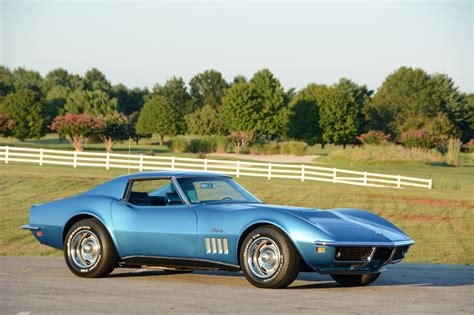 1969 Corvette Coupe with Low Miles and Family History