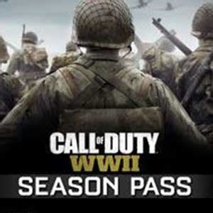 Buy Call of Duty WW2 Season Pass CD KEY Compare Prices