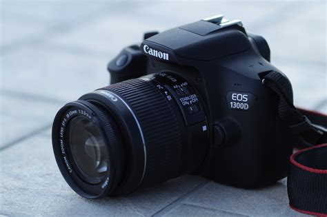 NEW CANON EOS 1300D DSLR DIGITAL CAMERA WITH 18-55MM & 75