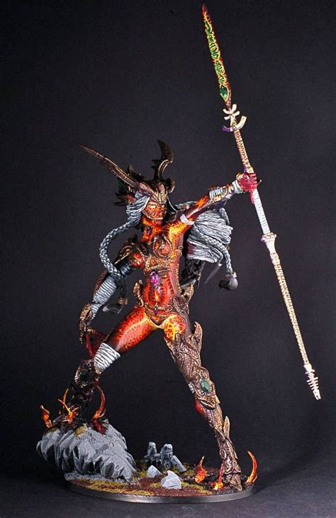 Avatar conversion | Warhammer eldar, Fantasy miniatures
