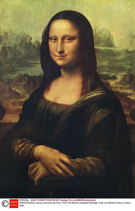 Is the Mona Lisa actually smiling? Scientists have