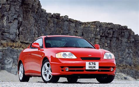 HYUNDAI Coupe / Tiburon specs & photos - 2001, 2002, 2003