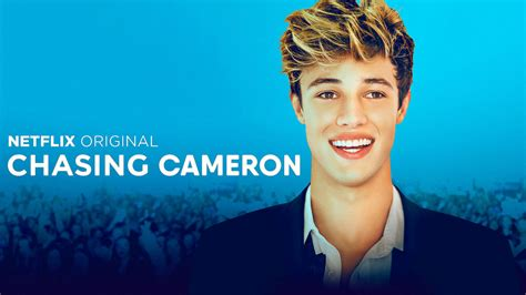 Who Is Cameron Dallas and What Is Netflix's 'Chasing