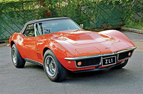 1969 Chevrolet Corvette Stingray - The Orange One