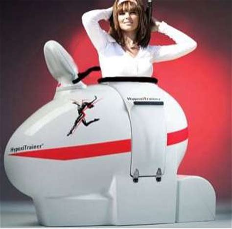 "$59,000 Exercise Bikes: The Hypoxi Trainer S120 is a ""Wind"