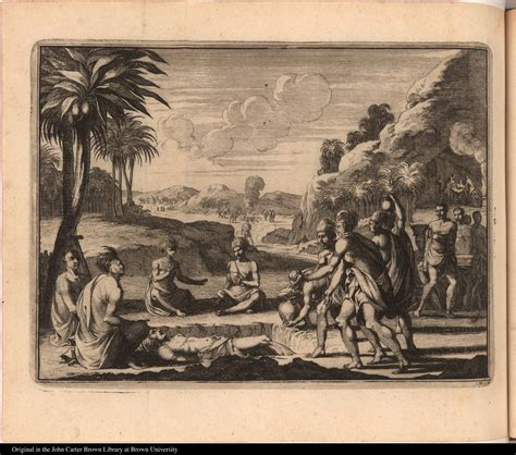 [Aztec burial ceremony] - JCB Archive of Early American Images