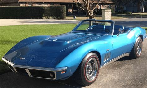 1969 C3 Chevrolet Corvette: Specifications, VIN, & Options