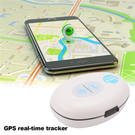 Personal Mini GPS Tracker Device GSM/SMS Real-Time