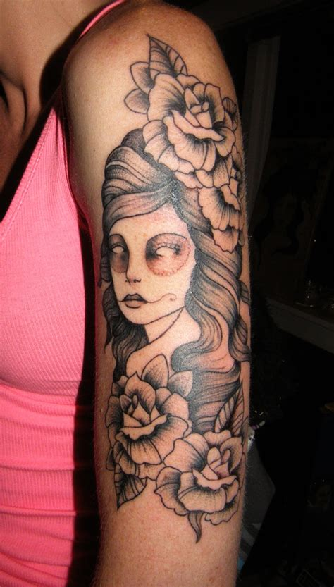 100's of Girls Arm Tattoo Design Ideas Pictures Gallery