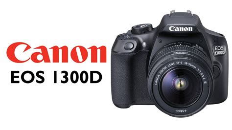 My first dslr canon eos 1300d - YouTube