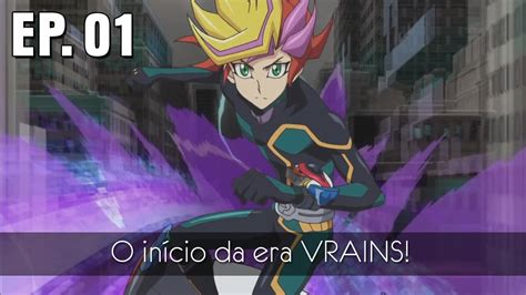 Review Yu-Gi-Oh! VRAINS Ep