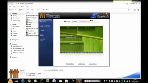 10 Must Have Programs for Windows 7! HD! - YouTube