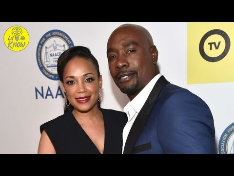 Morris Chestnut and Pam Byse Photos Photos - 45th NAACP
