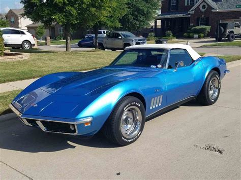 1969 Chevrolet Corvette for Sale | ClassicCars