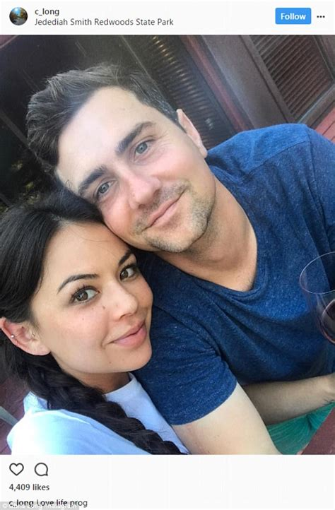 Janel Parrish is engaged to longtime love Chris Long
